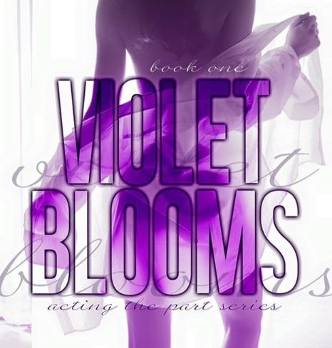 Violet Blooms by Eden Freed