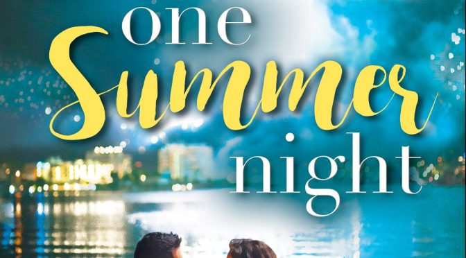Featuring Caridad Pineiro book cover reveal for One Summer Night