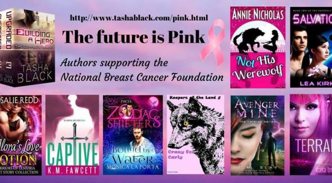 Liquid Friday for National Breast Cancer Awareness Month